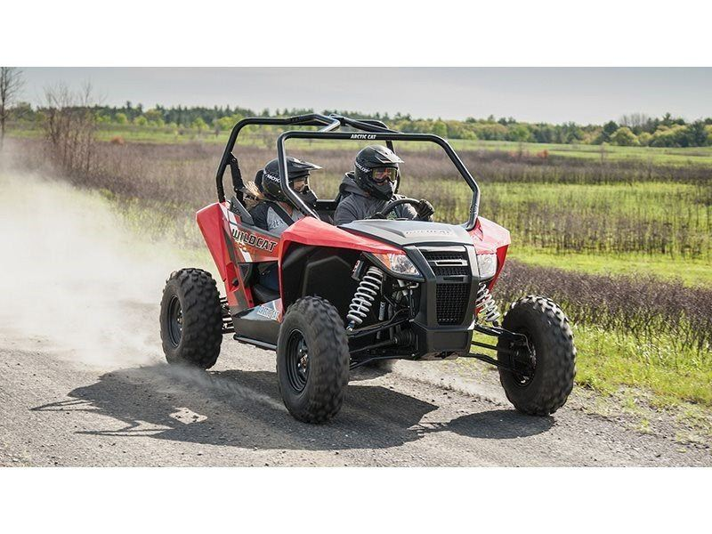 2016 Arctic Cat Wildcat Sport In Francis Creek Wisconsin