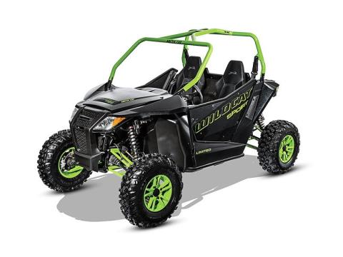 2016 Arctic Cat Wildcat Sport Limited in Berlin, New Hampshire