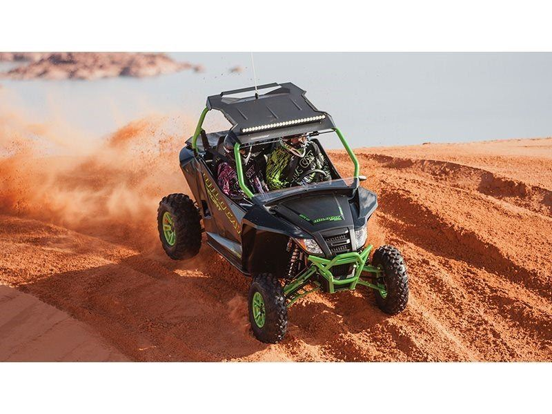 2016 Arctic Cat Wildcat Sport Limited in Roscoe, Illinois