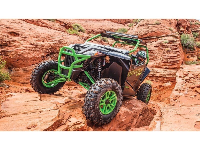 2016 Arctic Cat Wildcat Sport Limited in Trego, Wisconsin