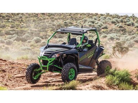 2016 Arctic Cat Wildcat Sport Limited in Twin Falls, Idaho