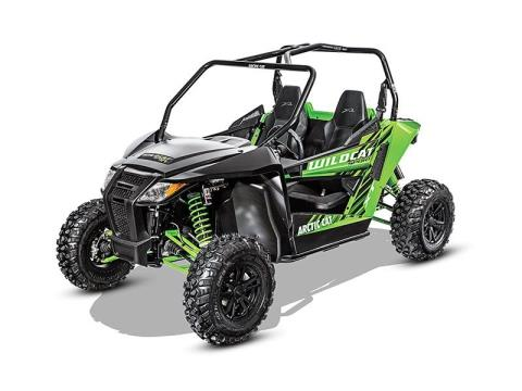 2016 Arctic Cat Wildcat Sport XT in Roscoe, Illinois
