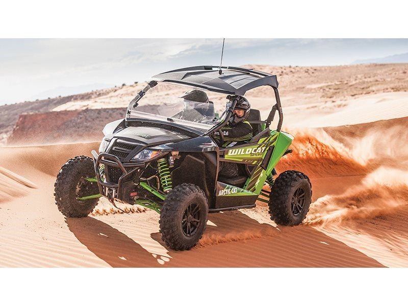 2016 Arctic Cat Wildcat Sport XT in Safford, Arizona