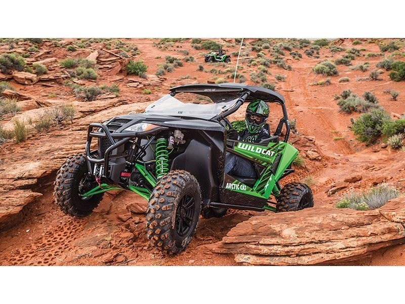 2016 Arctic Cat Wildcat Sport XT in Roscoe, Illinois - Photo 4