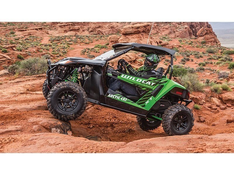 2016 Arctic Cat Wildcat Sport XT in Findlay, Ohio