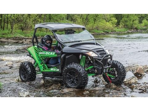 2016 Arctic Cat Wildcat Sport XT in Roscoe, Illinois - Photo 6