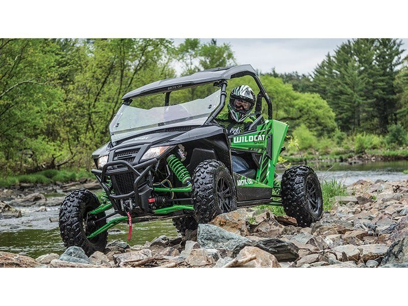 2016 Arctic Cat Wildcat Sport XT in Lake Havasu City, Arizona