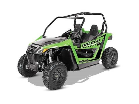 2016 Arctic Cat Wildcat Trail in Ukiah, California