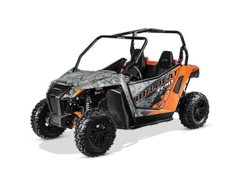 2016 Arctic Cat Wildcat Trail Limited Edition in Roscoe, Illinois
