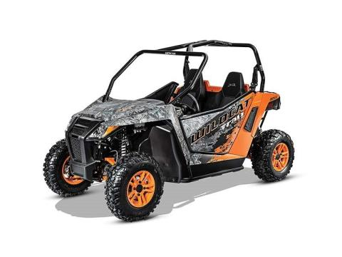 2016 Arctic Cat Wildcat Trail Special Edition in Ukiah, California