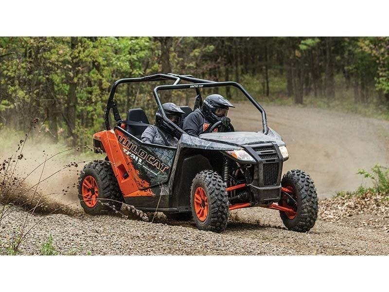 2016 Arctic Cat Wildcat Trail Special Edition in Roscoe, Illinois