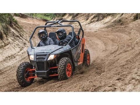 2016 Arctic Cat Wildcat Trail Special Edition in Roscoe, Illinois - Photo 3