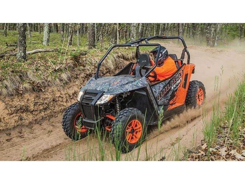 2016 Arctic Cat Wildcat Trail Special Edition in Lebanon, Maine