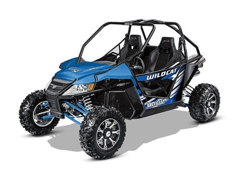 2016 Arctic Cat Wildcat X in Roscoe, Illinois