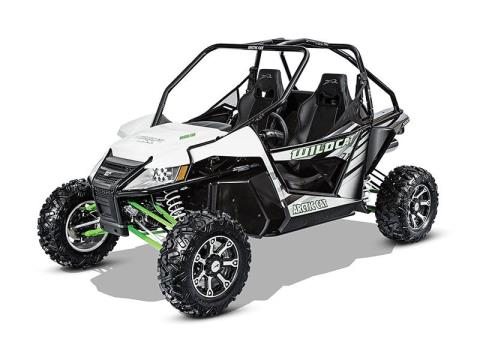 2016 Arctic Cat Wildcat X in Gaylord, Michigan