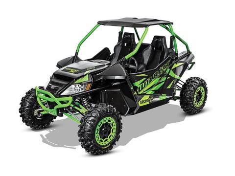2016 Arctic Cat Wildcat X Limited in Marlboro, New York