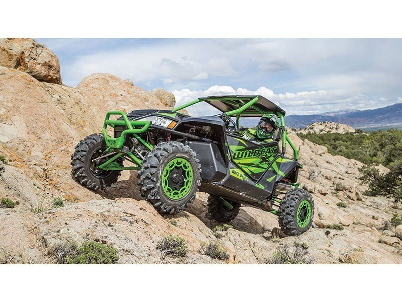 2016 Arctic Cat Wildcat X Limited in Safford, Arizona