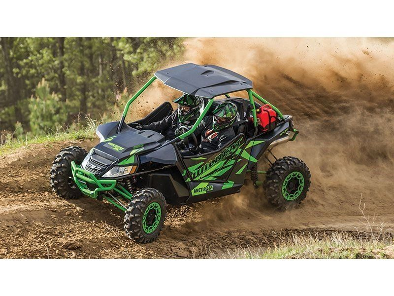 2016 Arctic Cat Wildcat X Limited in Roscoe, Illinois - Photo 4