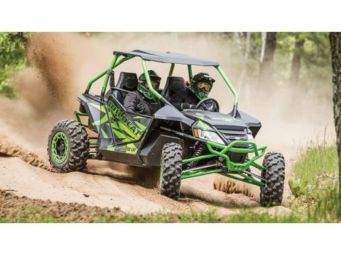 2016 Arctic Cat Wildcat X Limited in Roscoe, Illinois