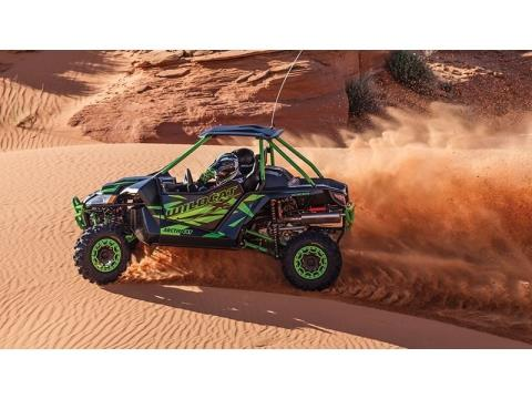 2016 Arctic Cat Wildcat X Limited in Roscoe, Illinois - Photo 7