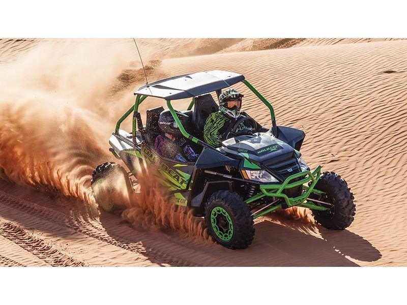 2016 Arctic Cat Wildcat X Limited in Shawano, Wisconsin