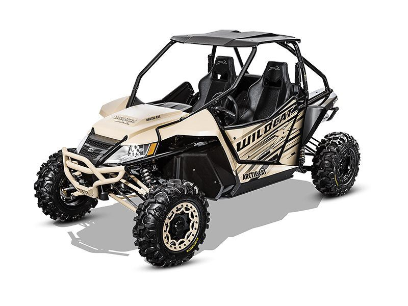 2016 Arctic Cat Wildcat X Special Edition 1