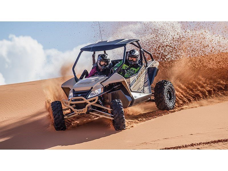 2016 Arctic Cat Wildcat X Special Edition 2