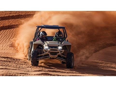 2016 Arctic Cat Wildcat X Special Edition in Baldwin, Michigan
