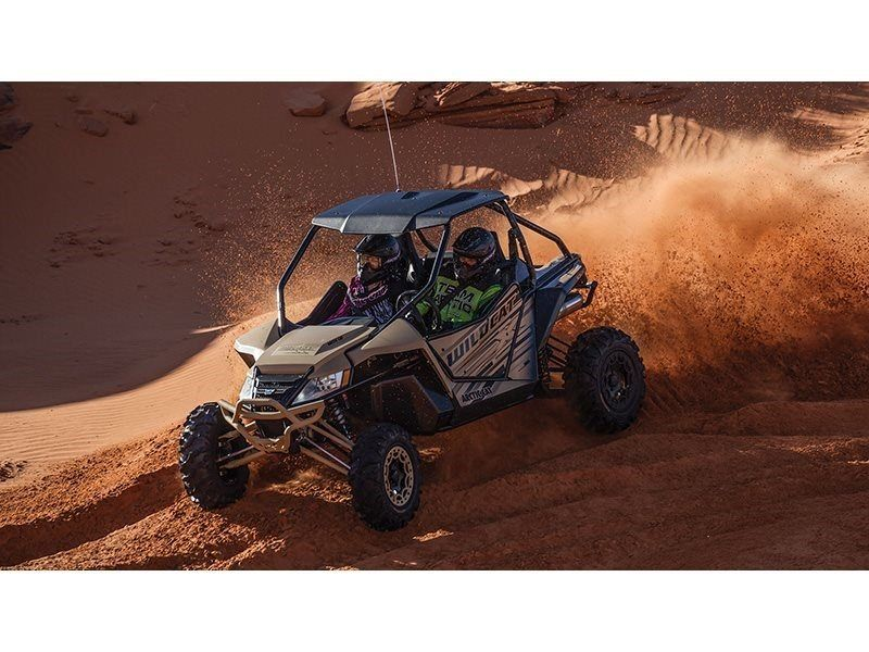 2016 Arctic Cat Wildcat X Special Edition 4