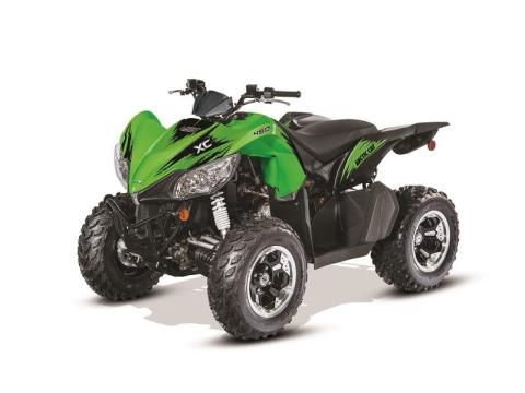 2017 Arctic Cat XC 450 in Findlay, Ohio
