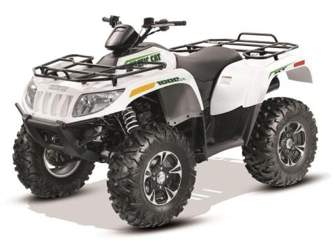 2017 Arctic Cat 1000 XT EPS in Black River Falls, Wisconsin