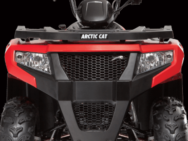 2017 Arctic Cat Alterra 300 in Roscoe, Illinois