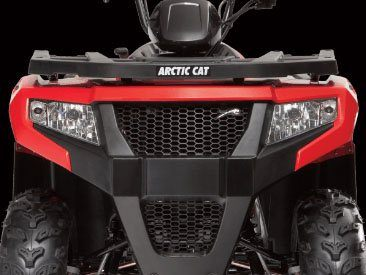 2017 Arctic Cat Alterra 300 in Berlin, New Hampshire