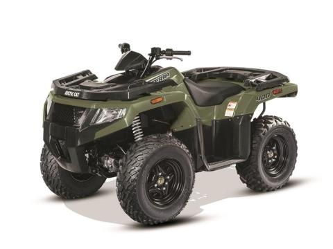 2017 Arctic Cat Alterra 400 in Black River Falls, Wisconsin