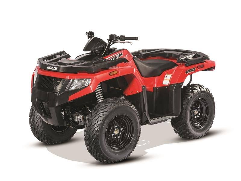 2017 Arctic Cat Alterra 400 in Pendleton, New York