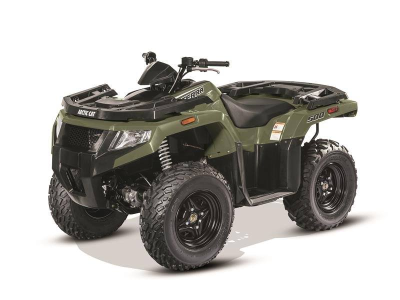 2017 Arctic Cat Alterra 500 for sale 1094