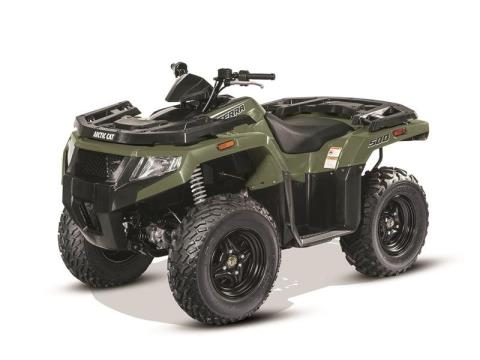 2017 Arctic Cat Alterra 500 in Hillsborough, New Hampshire