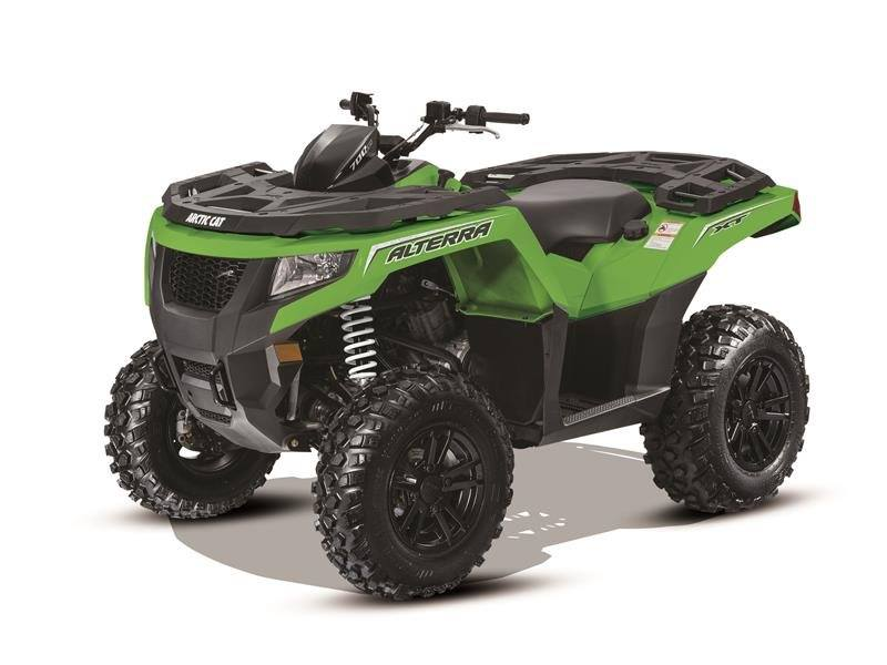 2017 Arctic Cat Alterra 700 XT EPS in Mandan, North Dakota