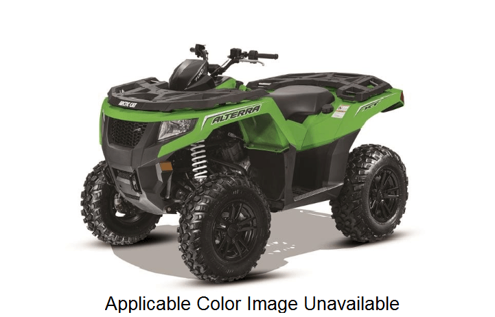 2017 Arctic Cat Alterra 700 XT EPS in Orange, California
