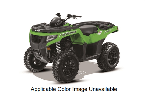 2017 Arctic Cat Alterra 700 XT EPS in Barrington, New Hampshire