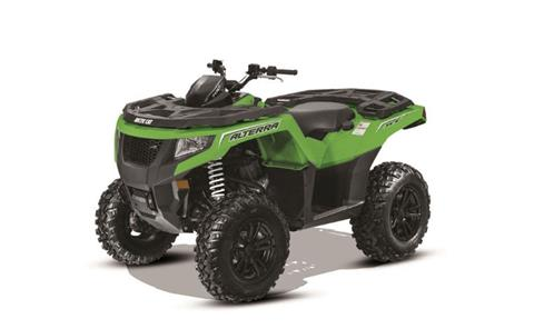2017 Arctic Cat Alterra 700 XT EPS in Black River Falls, Wisconsin