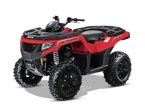 2017 Arctic Cat Alterra 700 XT EPS in Findlay, Ohio