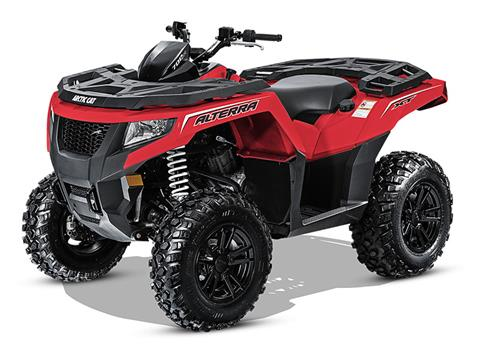 2017 Arctic Cat Alterra 700 XT EPS in Berlin, New Hampshire