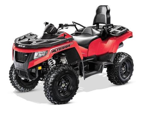 2017 Arctic Cat Alterra TRV 500 in Baldwin, Michigan