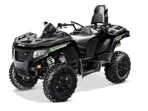 2017 Arctic Cat Alterra TRV 550 XT EPS in Trego, Wisconsin