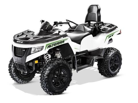 2017 Arctic Cat Alterra TRV 550 XT EPS in Francis Creek, Wisconsin
