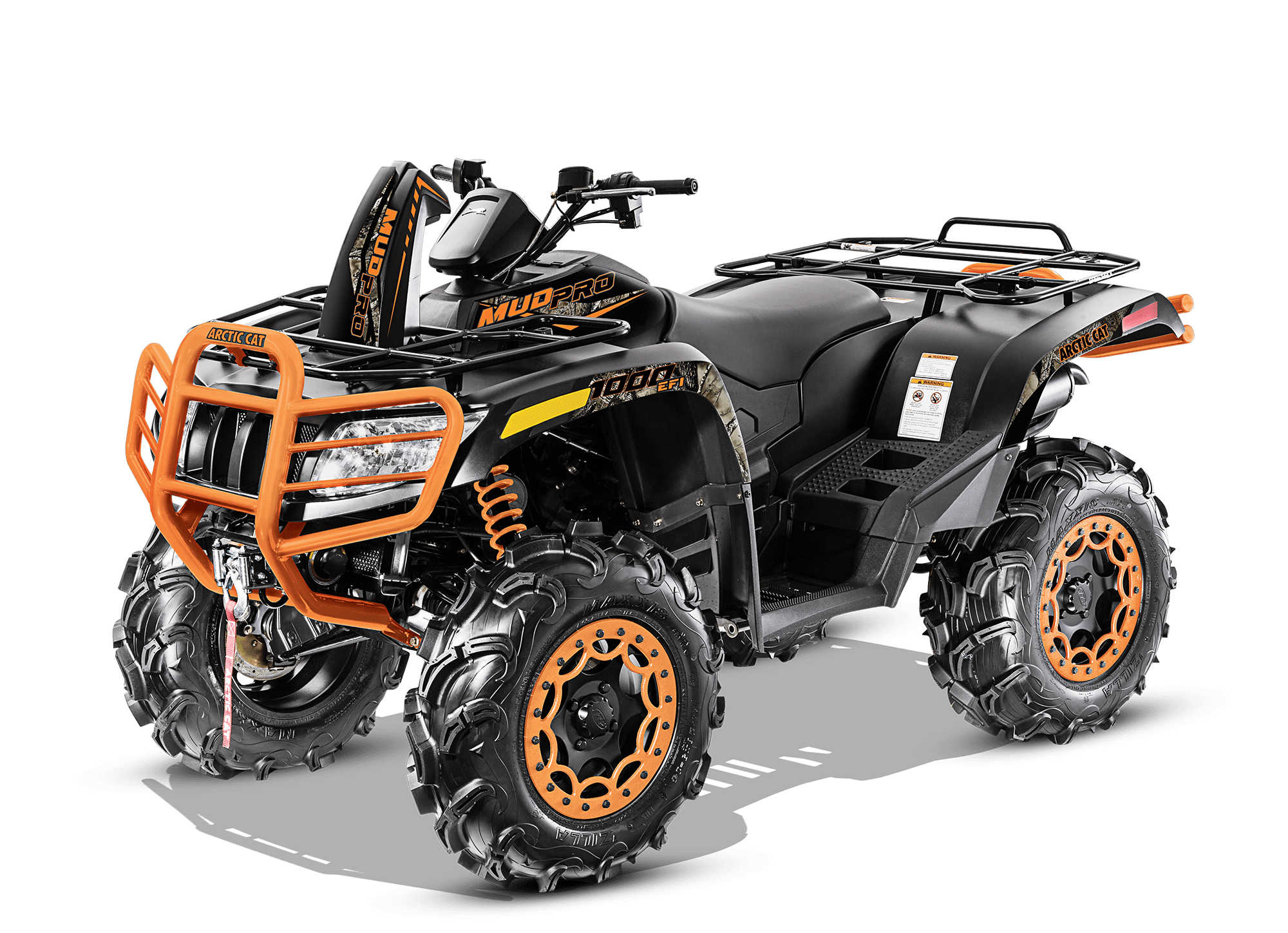 2017 Arctic Cat MudPro 1000 Limited EPS in Mandan, North Dakota
