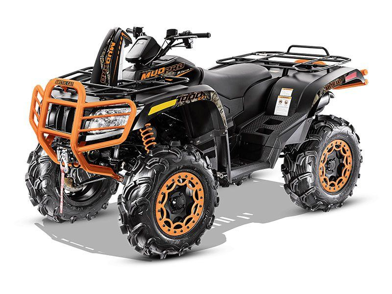 2017 Arctic Cat MudPro 1000 Limited EPS in Goshen, New York