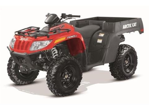 2017 Arctic Cat TBX 700 EPS in Harrisburg, Illinois