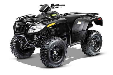 2017 Arctic Cat VLX 700 in Hillsborough, New Hampshire